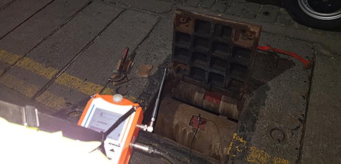 Acoustic Leak Detection