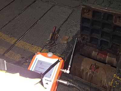 Acoustic Water Leak Detection