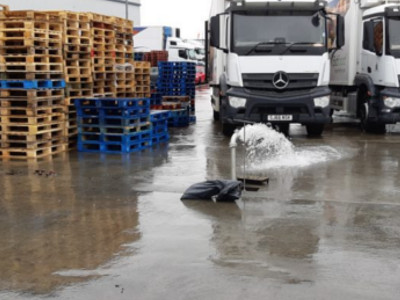 Commercial Leak Detection
