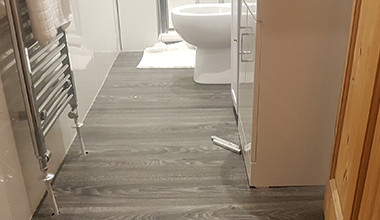 domestic bathrooms leaks